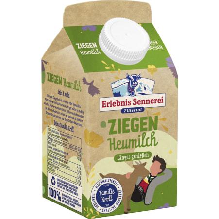 ErlebnisSennerei Zillertal Ziegenmilch 3,2%