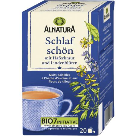 Alnatura Bio Schlaf Schön Tee