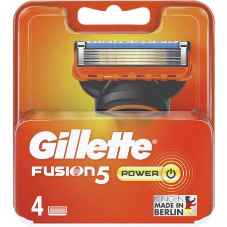 Gillette Klingen Fusion5 Power
