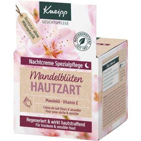 KNEIPP Nachtcreme Mandelblüten hautzart