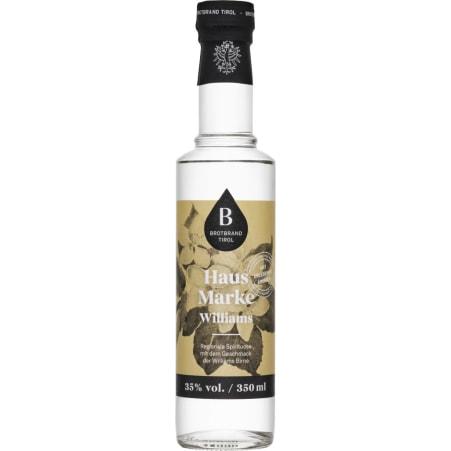 Therese Mölk Brotbrand Tirol Hausmarke Birne 35% 0,35 Liter