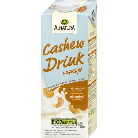 Alnatura Bio Cashew Drink ungesüßt
