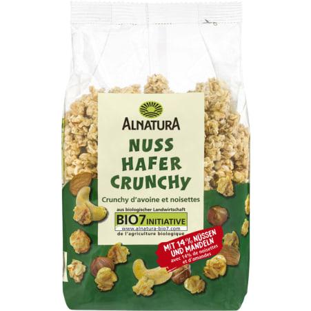 Alnatura Bio Nuss-Hafer Crunchy