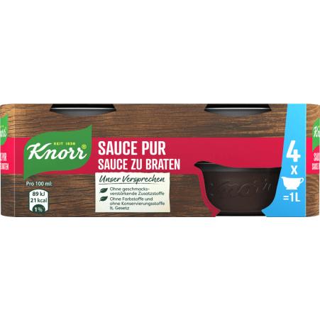 Knorr Sauce Pur Bratensauce