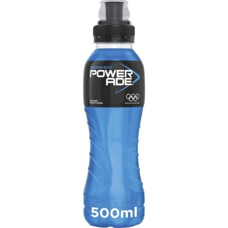 Powerade Mountain Blast 0,5 Liter
