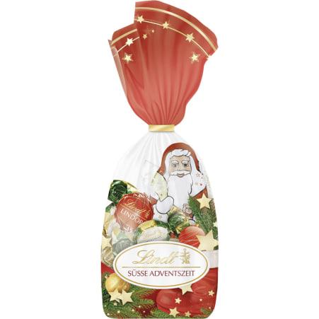 Lindt&Sprüngli Weihnachtsmann Kristallbeutel Erwachsene