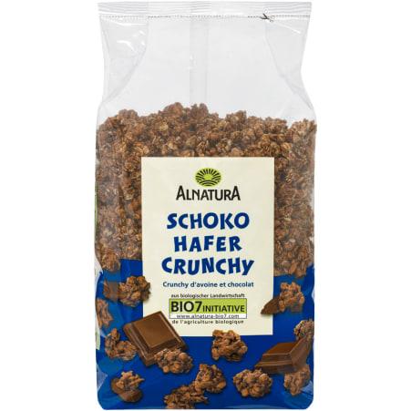 Alnatura Bio Hafer Crunchy Schoko