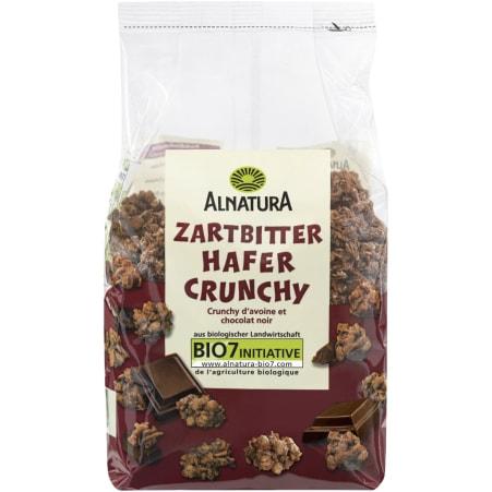 Alnatura Bio Hafer Crunchy Schoko Zartbitter