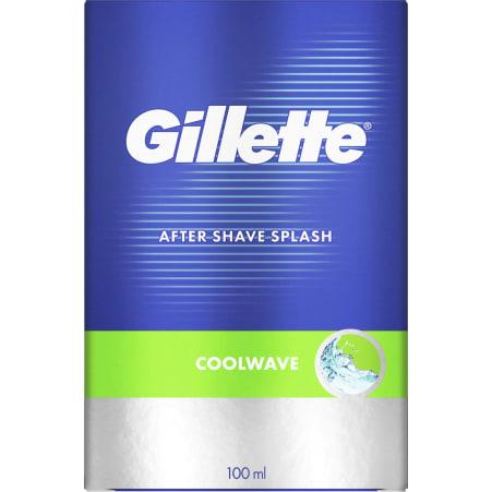 Gillette Aftershave Cool Wave
