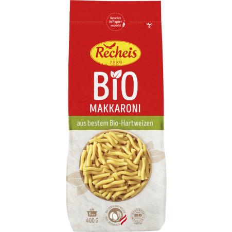 Recheis Bio Makkaroni