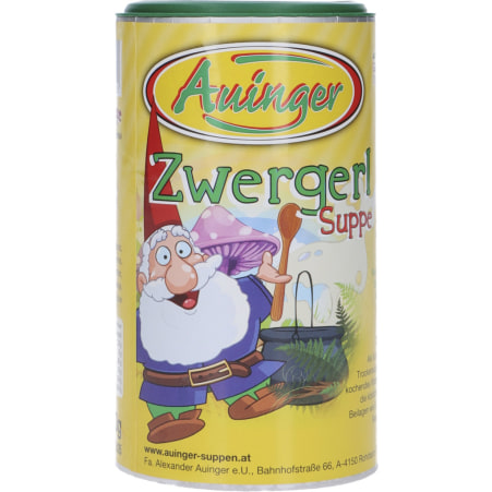 Auinger Zwergerlsuppe