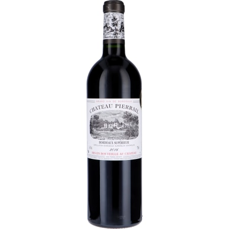 Château Pierrail Bordeaux Supérieur