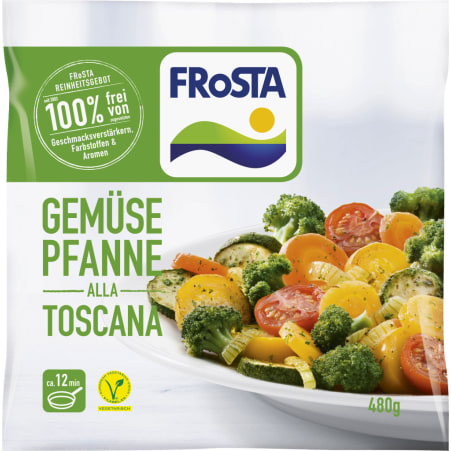 FRoSTA Gemüse Pfanne Toskana