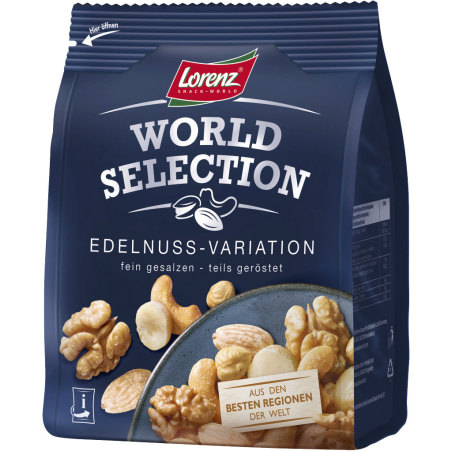 World Selection Edelnuss Variation