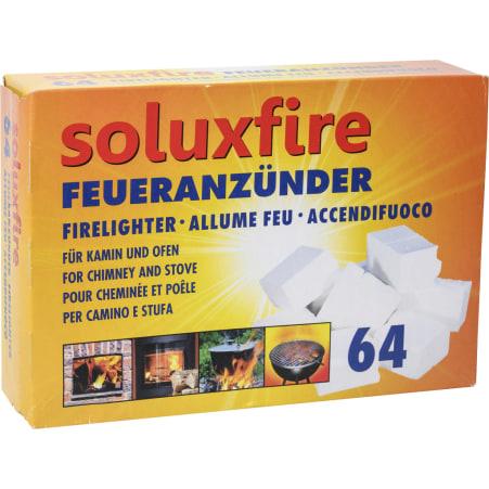 Soluxfire Feueranzünder 64er-Packung