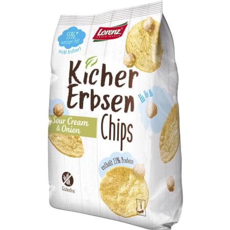 Lorenz Lorenz Kichererbsenchips Sour Cream