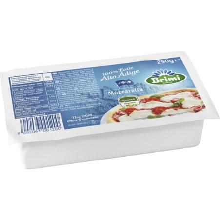 BRIMI Mozarella Stange 45% 250 gr
