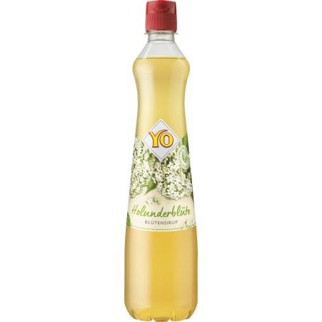 YO Sirup Holunderblüte 0,7 Liter
