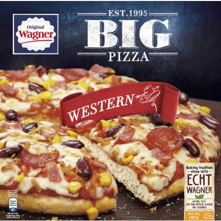 WAGNER Big City Pizza Mexico City