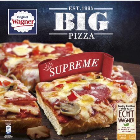 WAGNER Big City Pizza London