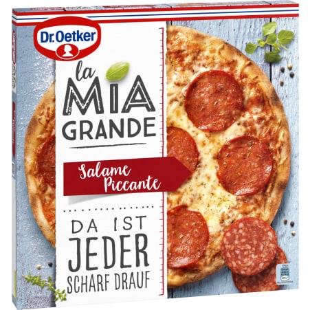Dr. Oetker La Mia Grande Salame Piccante