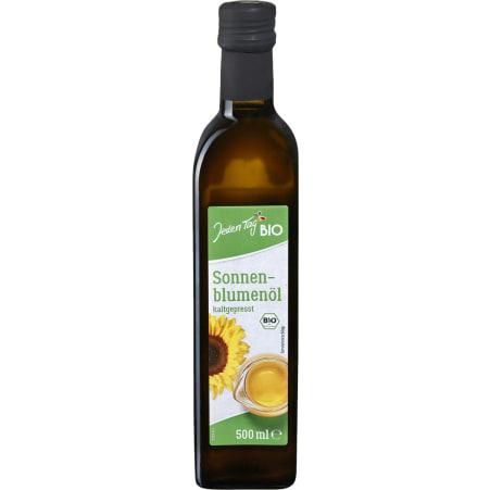 Jeden Tag Bio Sonnenblumenöl kaltgepresst