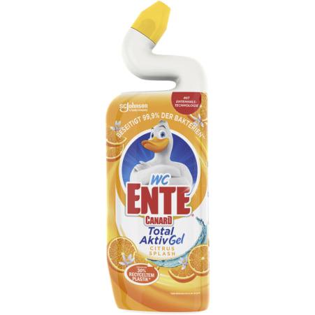 WC Ente Citrus Total Aktiv Gel