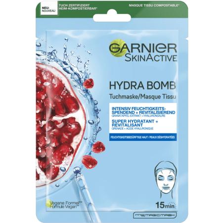 Garnier Tuchmaske Hydra Bomb