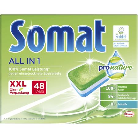 Somat Tabs All In1 Pro Nature 48er