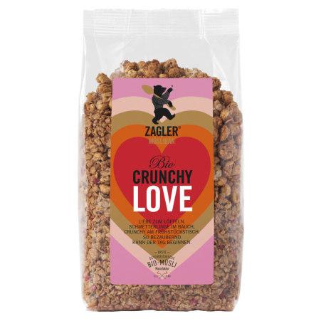 ZAGLER MÜSLIBÄR Bio Crunchy Love