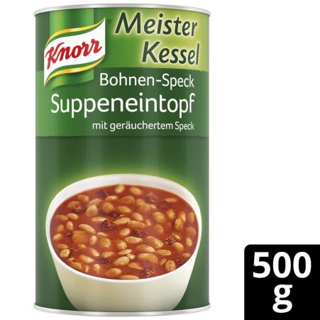 Knorr Meisterkessel Bohnen Speck