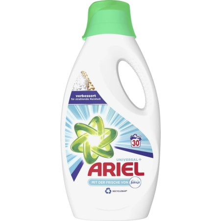 Ariel Actilift Waschgel Febreze 28 Waschgänge