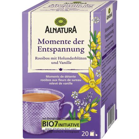 Alnatura Bio Tee Momente der Entspannung