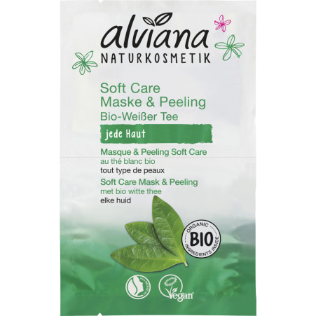 alviana Soft Care Maske & Peeling