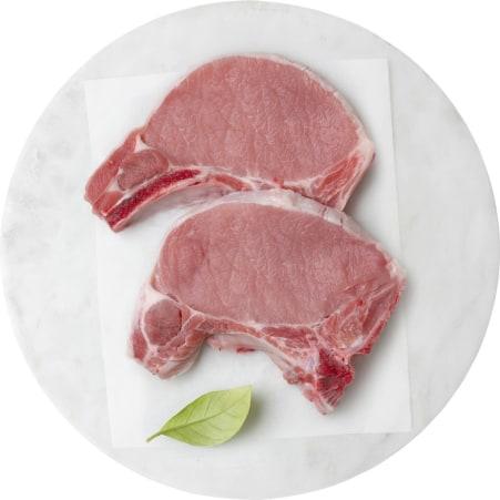 Alpenmetzgerei Schweine-Kotelette 2er-Packung
