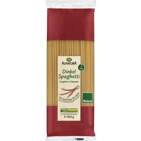 Alnatura Bio Dinkel Spaghetti
