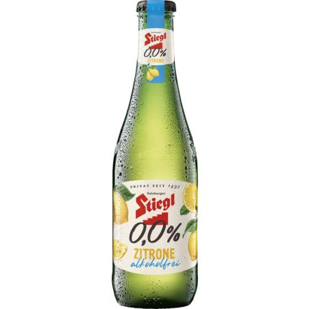 Stiegl 0,0% Zitrone Einzelflasche