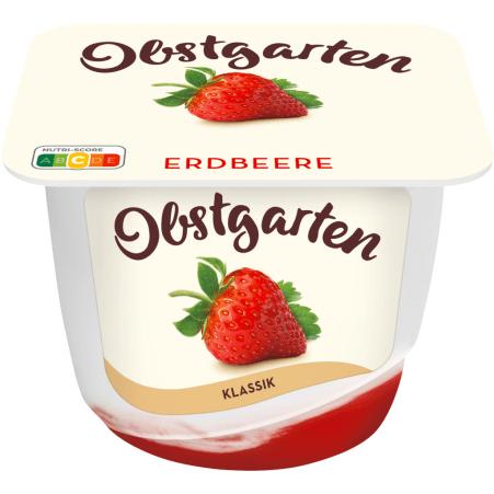 Danone Obstgarten Erdbeere