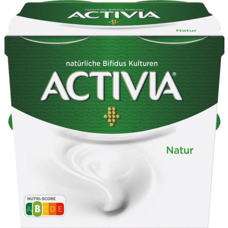 Danone Activia Natur 4er-Packung