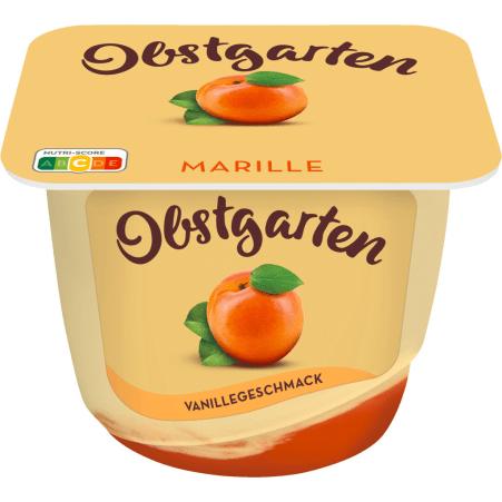 Danone Obstgarten Vanillegenuss Marille