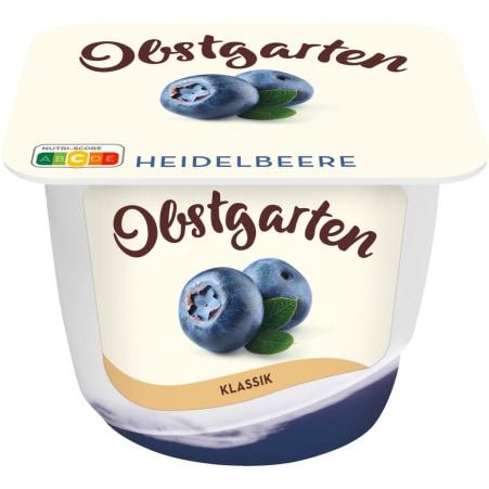 Danone Obstgarten Heidelbeere