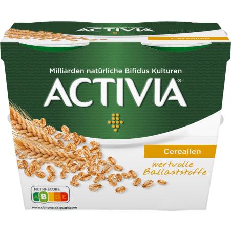 Danone Activia Cerealien 4er-Packung
