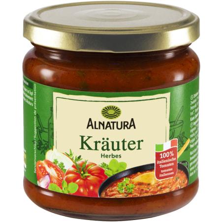 Alnatura Bio Tomatensauce Kräuter