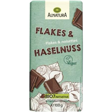 Alnatura Bio Flakes & Haselnuss