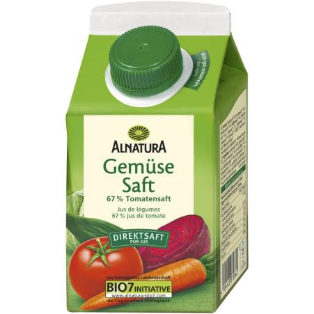 Alnatura Bio Gemüsesaft 0,5 Liter