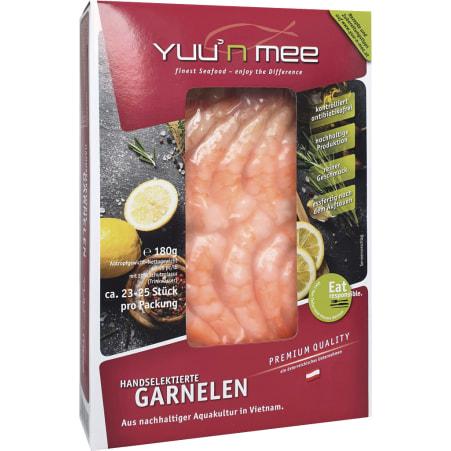 Yuu'n Mee Shrimps handselektiert