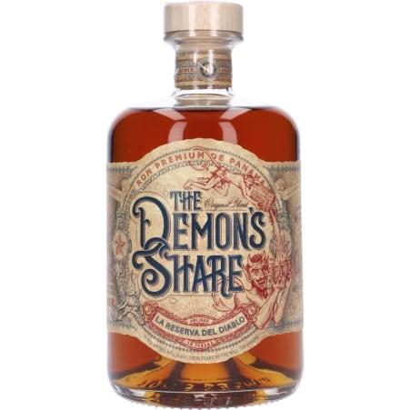 The Demon's Share Rum 6 yo