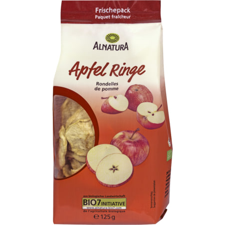 Alnatura Bio Apfelringe