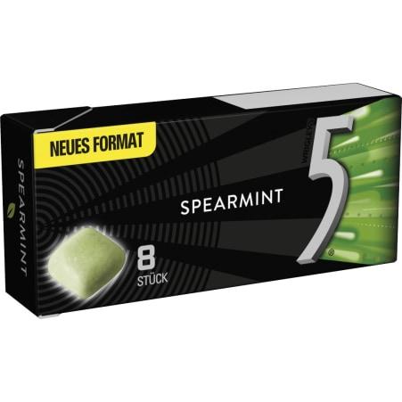 Wrigley 5 Gum Handypack Spearmint