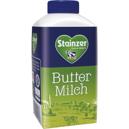 Stainzer Buttermilch 0,9%